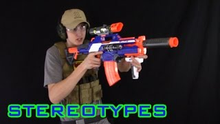 Nonton Nerf Stereotypes   Wannabe Operator Film Subtitle Indonesia Streaming Movie Download