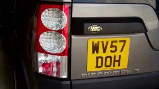 How To Upgrade Rear Lights On Land Rover Discovery 3 To Discovery 4 LED
