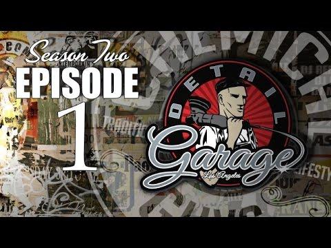 Detail Garage S2E1 - Engine Bay -