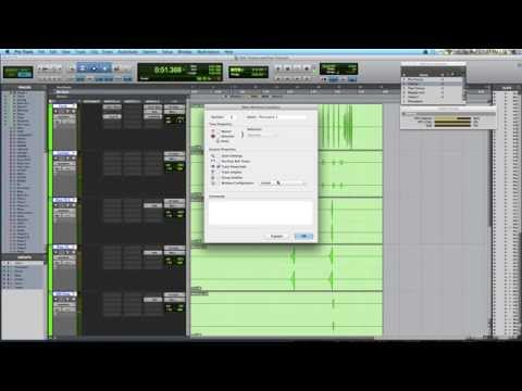 5 Tips for Organizing Large Pro Tools Sessions