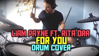 "Video Liam Payne ft. Rita Ora - ""For You"" (Drum Cover) - Fifty Shades Freed MP3, 3GP, MP4, WEBM, AVI, FLV April 2018"