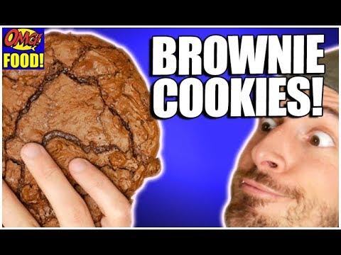 How to Make Brownie Cookies!