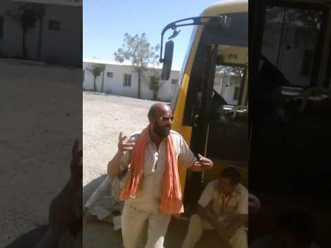Shiva Dada bus Driver