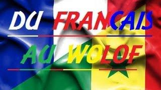 dans cette video vous pouvez voire quelques mots du francias tansformer par le wolof.... hahahahahaha buon vision. Abonnez vous: ...