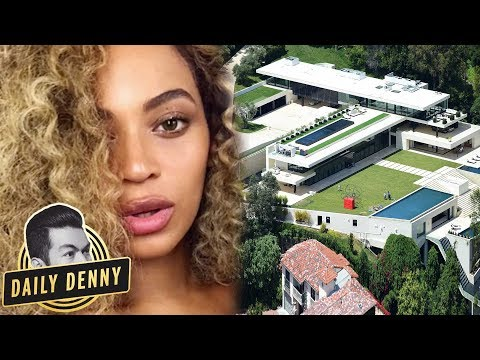 A Look At Beyonce and JAY-Z's $90 MILLION DOLLAR Mansion | Daily Denny