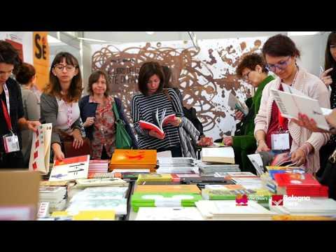Bologna Children's Book Fair, una grande fiera di libri per ragazzi e non solo