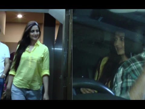 Sonali Bendre Spotted At Juhu PVR
