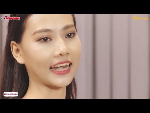 [Hoa hậu Việt Nam] Người đẹp nhân ái Trần Thị Thuỳ Trang SBD 255