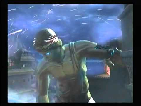 god of war playstation 2 video