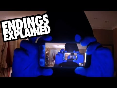 UNFRIENDED: DARK WEB (2018) Endings Explained