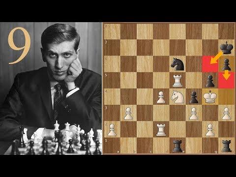 Bobby! BObby! BOBby!! BOBBY!!! | Fischer vs Petrosian | (1971) | Game 9