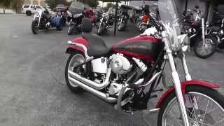 5. 046407 - 2006 Harley Davidson Softail Deuce FXSTDI - Used Motorcycle For Sale