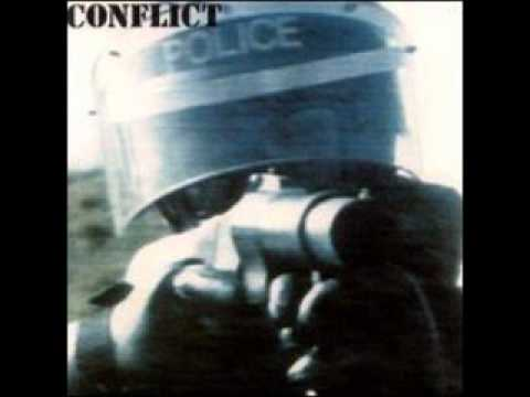 Conflict  - The Ungovernable Force (FULL ALBUM)