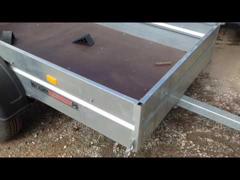 Прицеп для легкового авто МЗСА 817700 Компакт