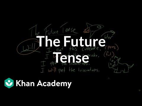 future tense of spend