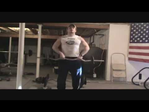 FRUGAL WORKOUT: Total Trapezius Training