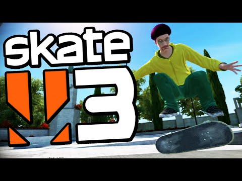 THE BEST SKATING TEAM! (Skate 3 Funny Moments)