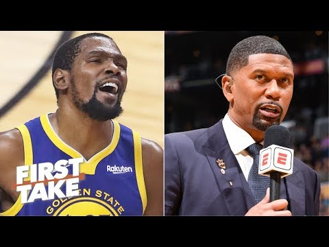 Jalen Rose warned us about KD's bad workout and the trolls bashed him! - Max Kellerman | First Take