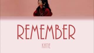 Katie - Remember Lyrics
