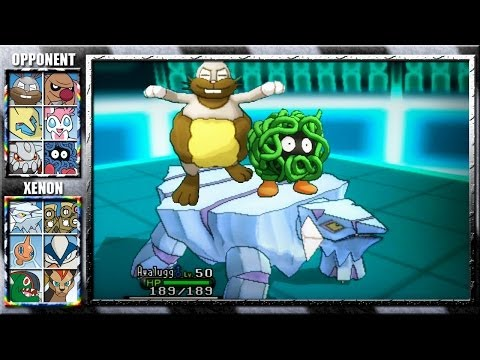 Video AVALUGG ONE DAY YOU WILL BE MORE THAN A TABLE! (Pokemon X and Y Wifi Battle) #56 Xenon vs Raymon download in MP3, 3GP, MP4, WEBM, AVI, FLV January 2017