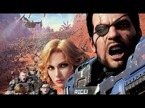 Starship Troopers: Traitor of Mars (Comic Con Clip)