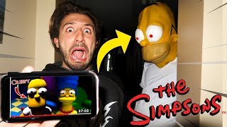 Video DONT WATCH THE SIMPSONS VIDEOS AT 3AM OR HOMER SIMPSON WILL APPEAR! | HOMER SIMPSON CAME TO MY HOUSE MP3, 3GP, MP4, WEBM, AVI, FLV Mei 2019