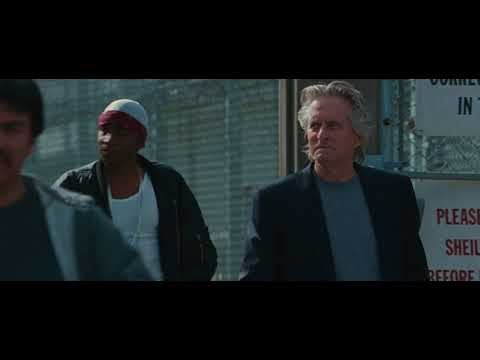 Wall Street Money Never Sleeps 2010_ Gordon Gekko out of prison scene