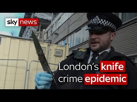 Solving The Knife Crime Epidemic