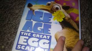 ICE AGE THE GREAT EGG SCAPP ADE DVD