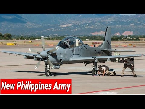 The Philippine Air Force continues...