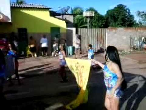 Carnaval 2013 em Acorizal com turma azl