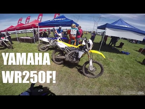 2016 Yamaha WR250F Test Ride! Surprisingly AMAZING!