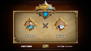 Fr0zen vs Neirea, game 1