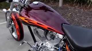 6. American Ironhorse Slammer Spitfire