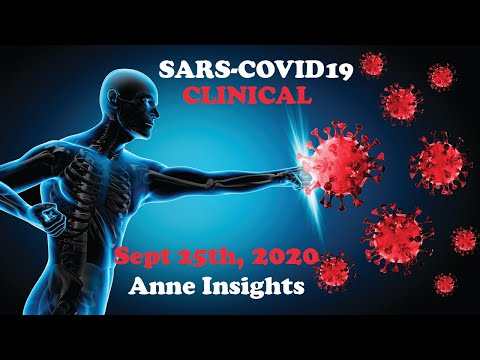 Covid Long Term Clinical damage over 30% and vaccine update  9-25 -Part 2
