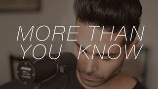 Video Axwell Λ Ingrosso - More Than You Know (cover) - Robin Padam MP3, 3GP, MP4, WEBM, AVI, FLV Juni 2018