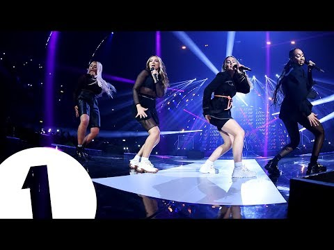 Little Mix - Woman Like Me (Radio 1's Teen Awards 2018) | FLASHING IMAGES