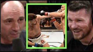 Video Michael Bisping on KO'ing Luke Rockhold, Becoming Champ | Joe Rogan MP3, 3GP, MP4, WEBM, AVI, FLV Desember 2018