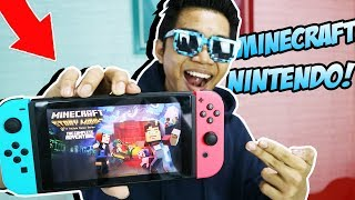 Video YOU WON'T BELIEVE THIS, GOOGLE SENT ME NEW NINTENDO SWITCH MINECRAFT EDITION! MP3, 3GP, MP4, WEBM, AVI, FLV September 2019
