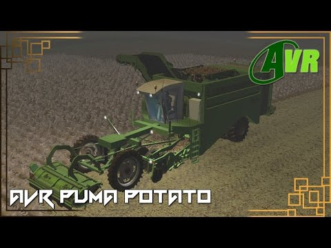 AVR PUMA POTATO v1.0
