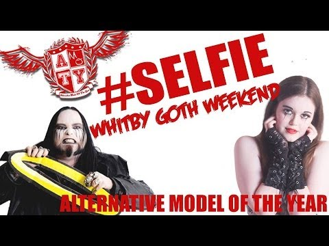 #Selfie Parody Whitby Goth Weekend with Alternative Modelling