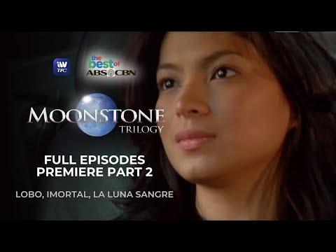 Lobo, Imortal, La Luna Sange Full Episodes Special Premiere Part 2   Moonstone Trilogy