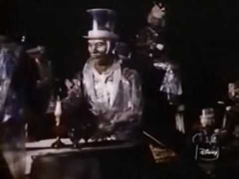 Kurt Russell, EJ Peaker, Osmonds Haunted Mansion Disneyland 1970