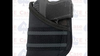 Nonton Ace Case Wallet Holster with Modification (Tarus TCP, Ruger LCP) Film Subtitle Indonesia Streaming Movie Download
