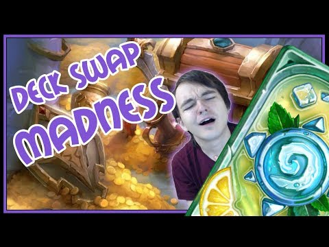Deck swap madness | Mill druid | The Boomsday Project | Hearthstone