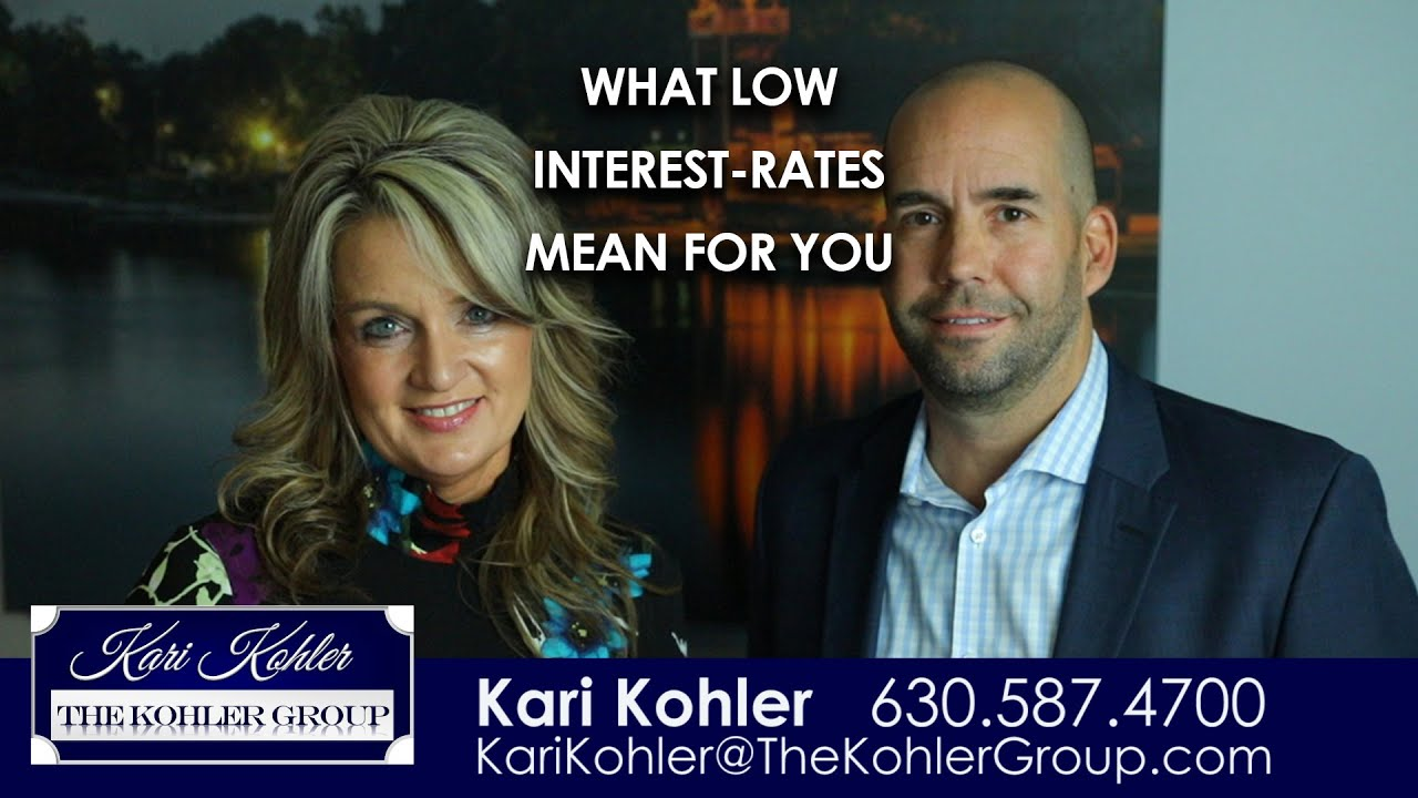 Low Interest Rates Means Great Things for Buyers & Homeowners