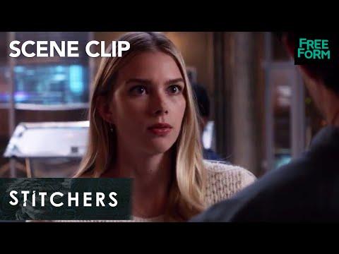 Stitchers | Season 3, Episode 3: Kirsten Finds The Answer | Freeform