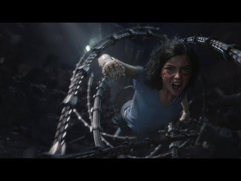 Alita: Ángel de Combate - Nuevo tráiler HD Español?>