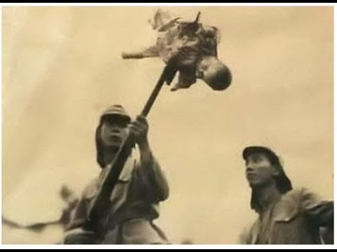 WW2 Japanese war crimes - Japanese Invasion of China 1937-1944  (World war II two -Asian Holocaust)