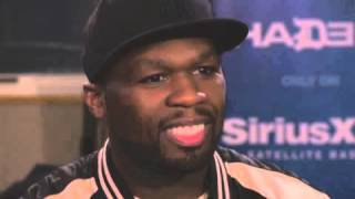 50 cent says 'The Game is too Emotional & Soft for G-Unit ! ' -Full Interview (Brand New)